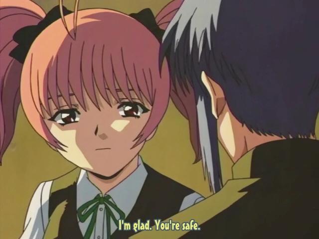 Megumi Minami (Detective Academy Q : Episodes 29-31) - Page 1