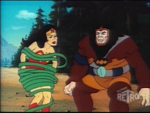 Wonder Woman The Bride Of 81