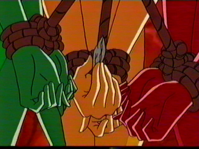Totally Spies Tied Up